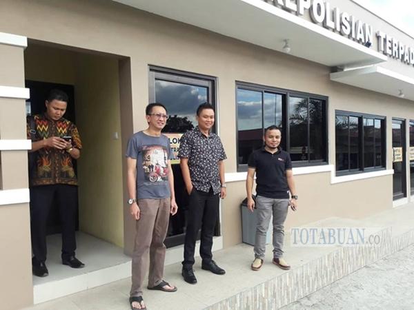 Tak Terima Dibilang Anak PKI, Ketua Panwaslu Kotamobagu Melapor ke Polisi