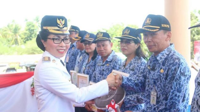 Selamat, Lima Puskesmas di Kabupaten Bolmong Terakreditas