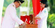 Upacara HUT Proklamasi RI ke 73 di Bolsel, Dipusatkan di Kecamatan Pinolosian