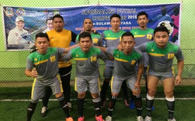 Sore Ini, JKBM VS Forward Final Journalist Futsal Competition