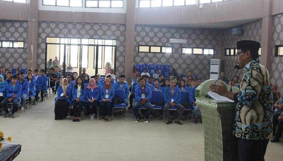 Bupati Sehan Landjar Merima 92 Mahasiswa Unima Untuk KKN di Boltim