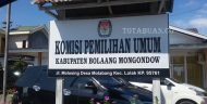 KPU Kabupaten Bolmong Umumkan DCS Sekaligus Minta Tanggapan Masyarakat