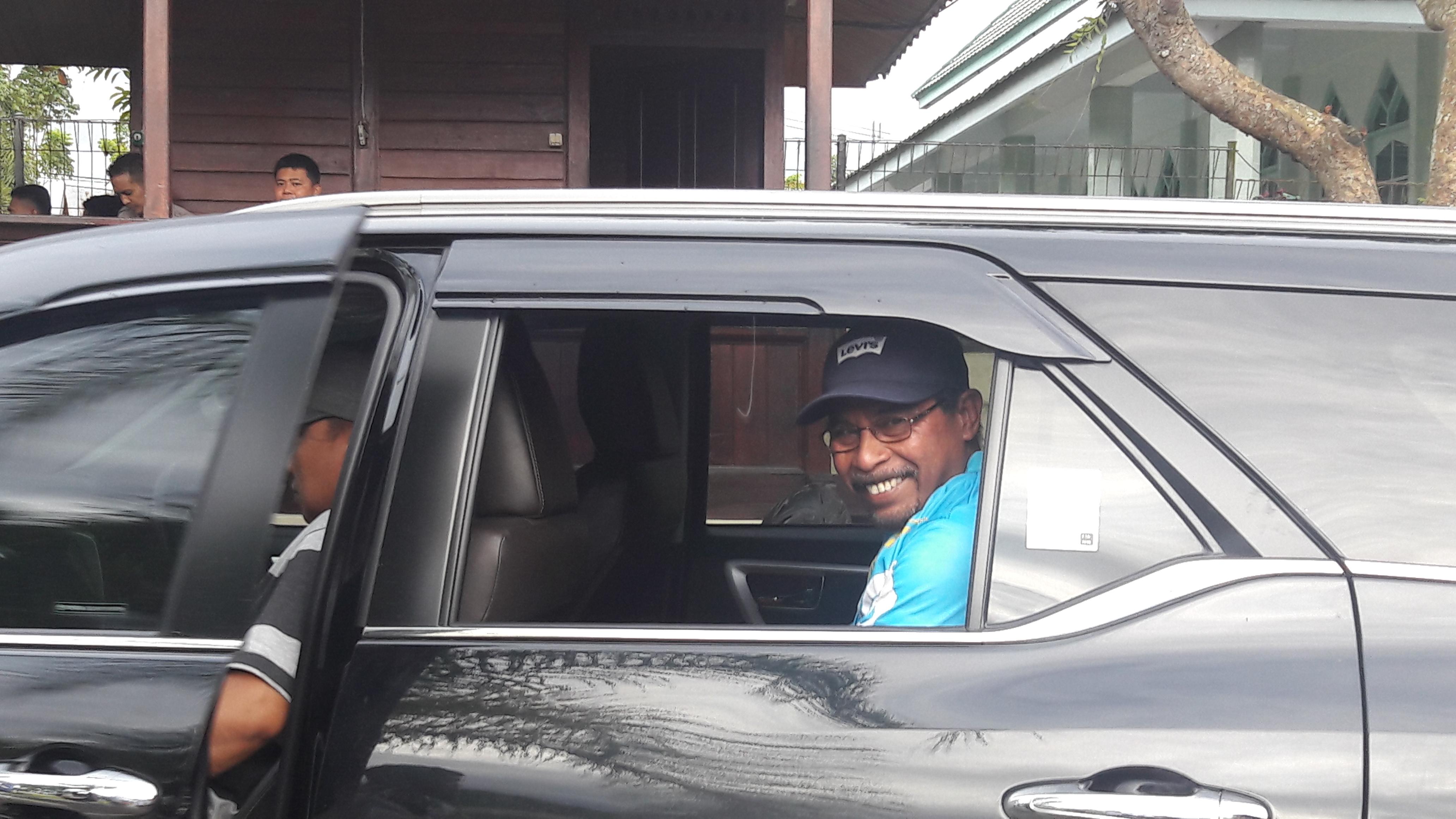 DPW PAN Sulut Teken Proses PAW 12 Orang Kader