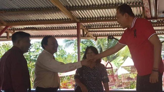 Bupati Bolsel Terima Kunjungan Pengurus Sinode Gereja Advent BMR dan Gorontalo