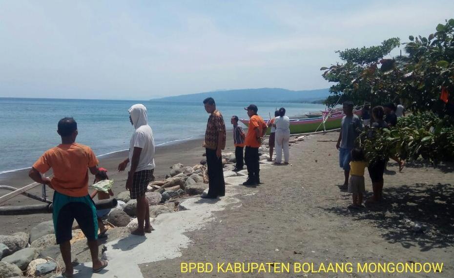 Mati Mesin, Nelayan Asal Inobonto Dikabarkan Terbawa Arus