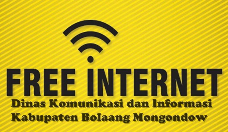 Diskominfo Bolmong Siapkan Layanan Internet Gratis Untuk Pelamar CPNS