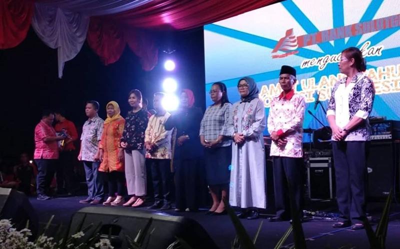 Desa Soguo Kabupaten Bolsel Masuk Desa Terbaik Pengelolaan Dana Desa di Sulut