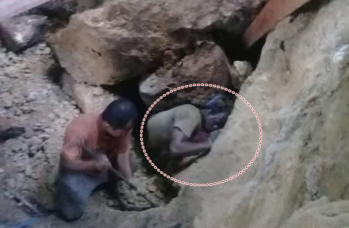 Tambang Ilegal di Desa Buyat Boltim Telan Korban