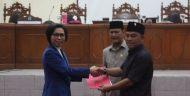 Ranperda APBDP 2018 Kabupaten Bolaang Mongondow Ditetapkan