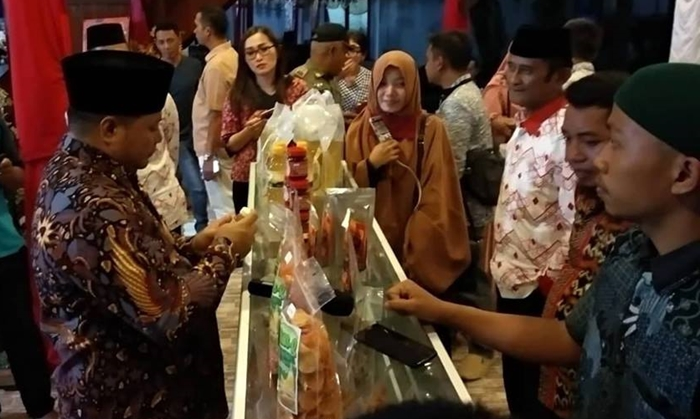Kabupaten Bolsel Tunjukan Produk Unggulan di Pameran Pembangunan