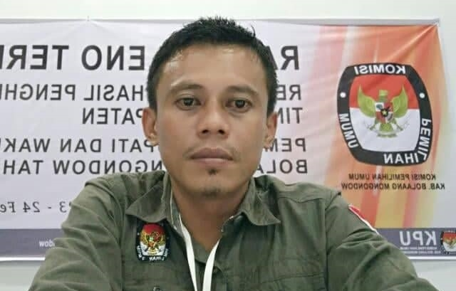 KPU Bolmong Berikan Batas Waktu Hingga Besok Pemasukan SK Pemberhentian