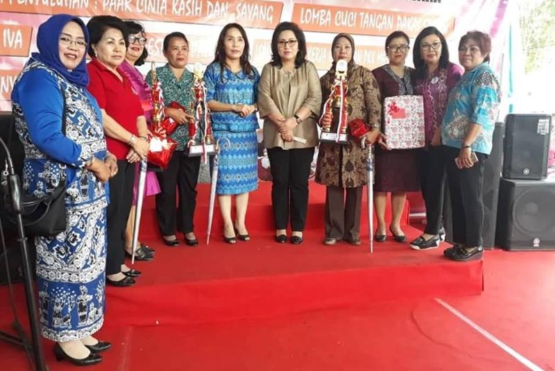Tim Penggerak PKK Bolmong Raih Juara III Lomba UP2K Tingkat Provinsi Sulut