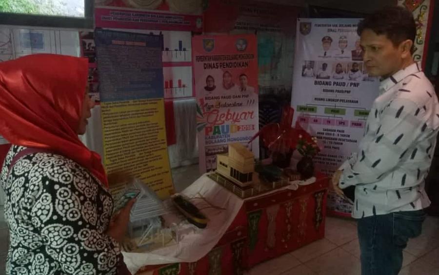 Wabup Bolmong Ajak Pimpinan SKPD Terus Berinovasi Kembangkan Potensi Daerah