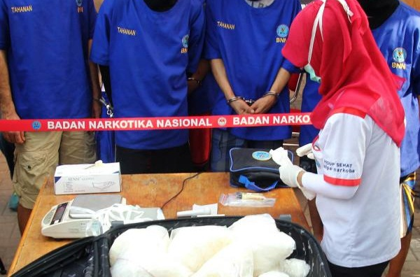 BNN Tangkap Polisi saat Transaksi 1.000 Butir Ekstasi di Sumut