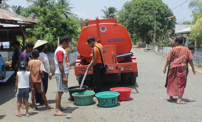 Krisis Air Bersih di Bolmong Terus Meluas