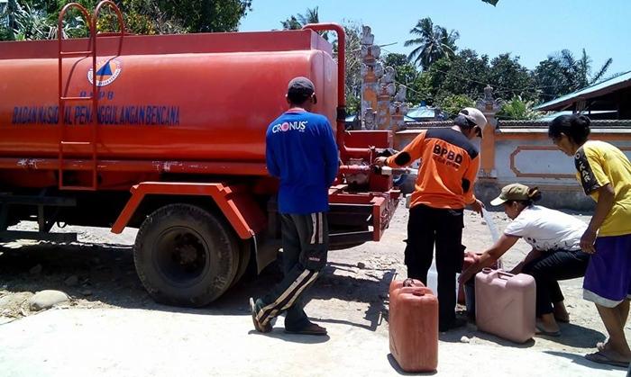 25 Desa di Bolmong Alami Krisis Air Bersih
