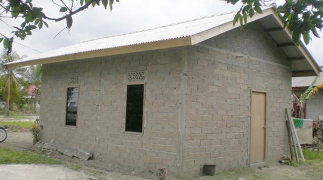Contoh Bantuan RTLH