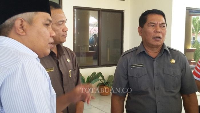 Perbaikan Konsultasi APBD P Bolmong Tuntas