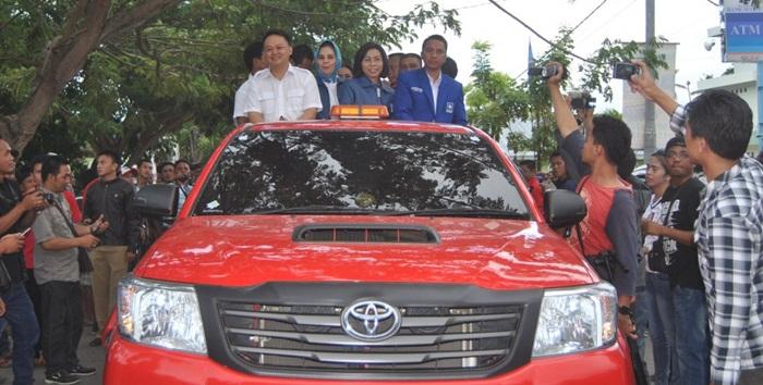 Sachrul-Medy Diminta Segera Kembalikan Mobil Dinas