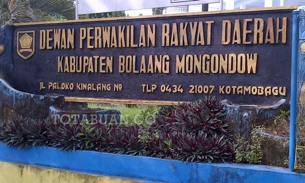 Kantor DPRD Bolmong