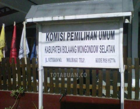 Kantor KPUD Bolsel