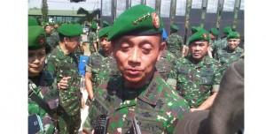 Kasad TNI AD Jendral Mulyono