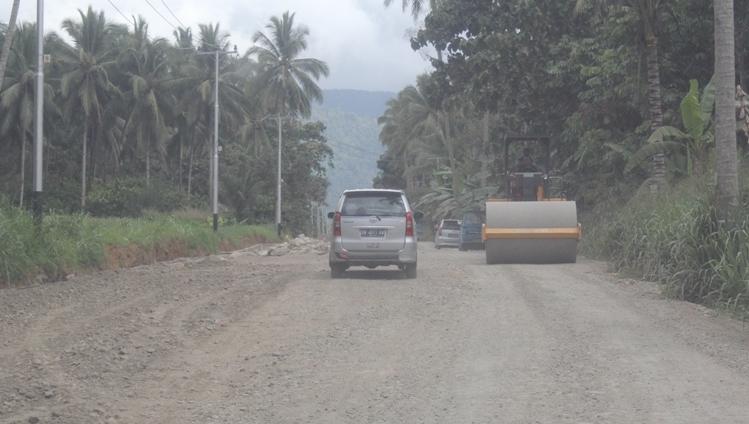 Infrastruktur Bolmong Terus Dibenahi
