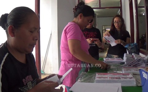 Pelipatan surat suara