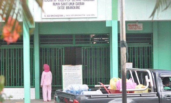 RSUD Datoe Binangkang