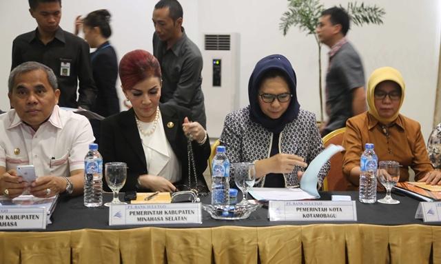 Walikota: Berharap Kemitraan Dengan PT. Bank SulutGo Dapat Dirasakan Masyarakat