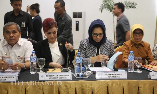 Walikota Hadiri RUPS Tahunan PT. Bank SulutGo