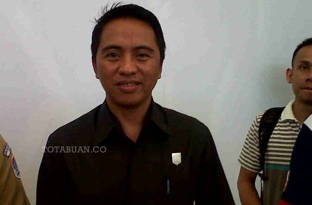Sachrul Resmi Mengundurkan Diri Ketua DPRD