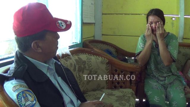 WNA Asal Philipina Menangis Saat Ditangkap Pihak Imigrasi