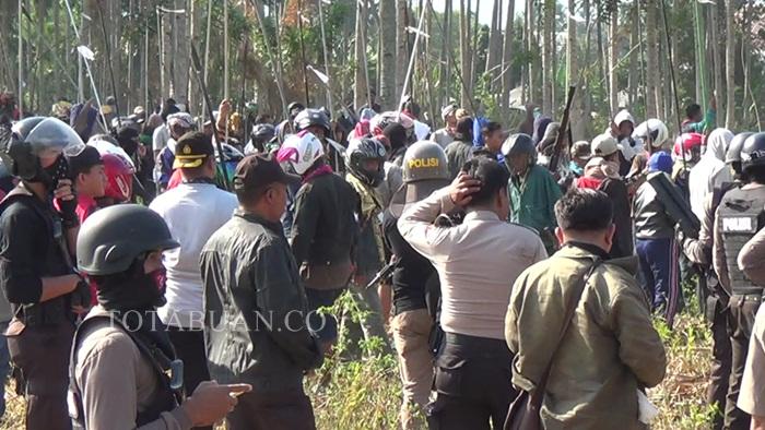 Soal Tarkam, Kapolres Bolmong Terkesan Salahkan Bupati dan DPRD