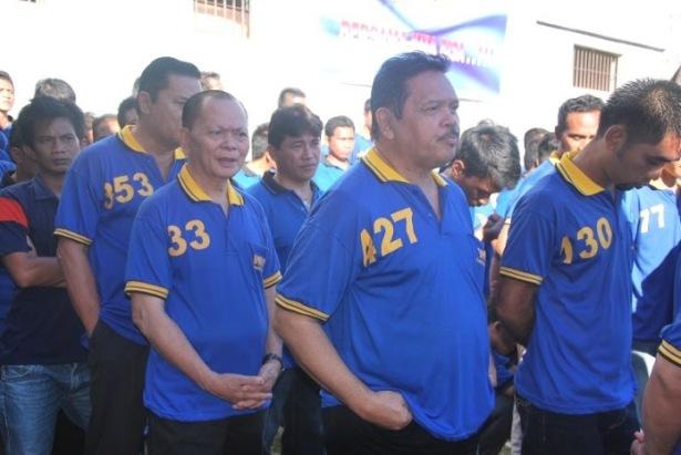 1.050 Napi Sulut dapat Remisi di HUT RI
