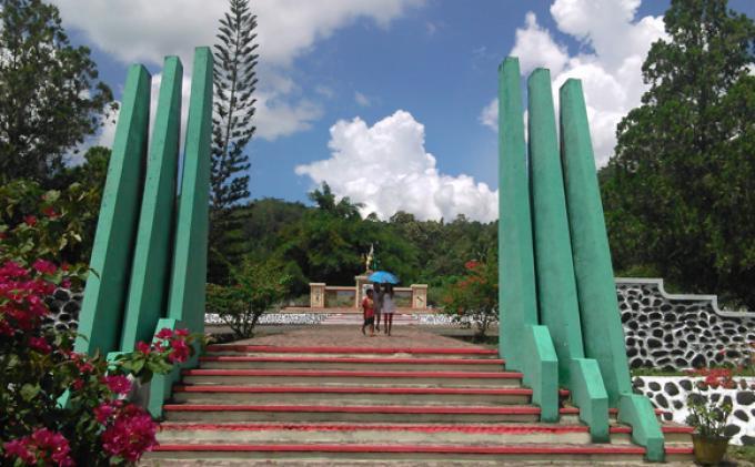 Pemkot Berencana Rehab Taman Makan Pahlawan