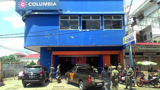 Ijin Usaha Toko Colombia Terus Dicek