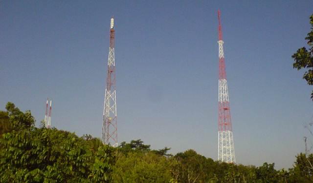 Dishubkominfo Bolmong Ajukan Permohonan Bantuan 20 Unit Tower