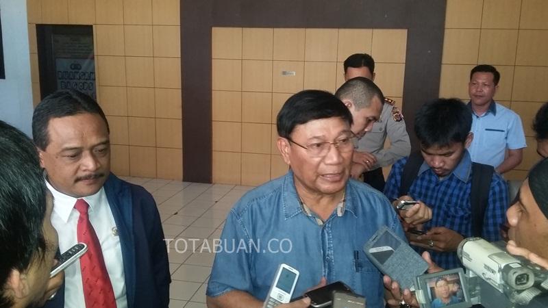 DPD RI Dorong Percepatan Pembangunan Polres Bolmong Raya