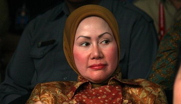 Ratu Atut Ketahuan Simpan HP di Lapas, Menkum: Petugasnya Tidak Benar!