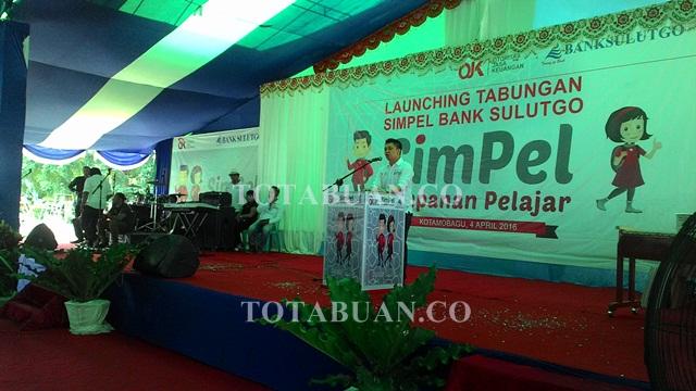 ADM : Launching SIMPEL jadikan Siswa Lebih Mandiri.