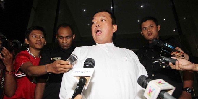 Selain 3 menteri PDIP, Nusron Wahid juga masih terdaftar anggota DPR
