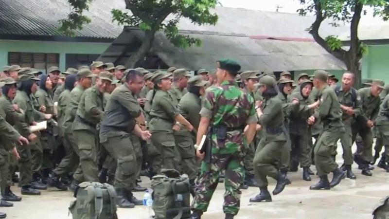 Pemkab Bolmong Utus Empat Orang Ikut Bela Negara