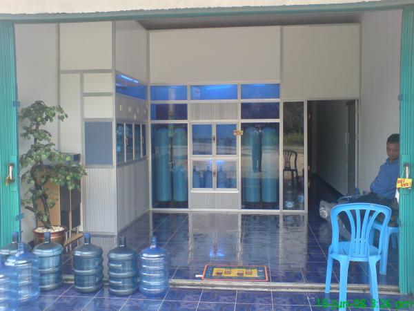 25 Depot Air Belum Kantongi Ijin Higienis