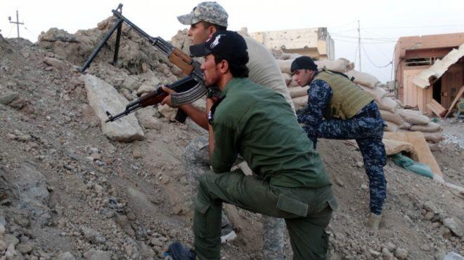 ISIS Bunuh 70 Anggota Suku Sunni di Irak