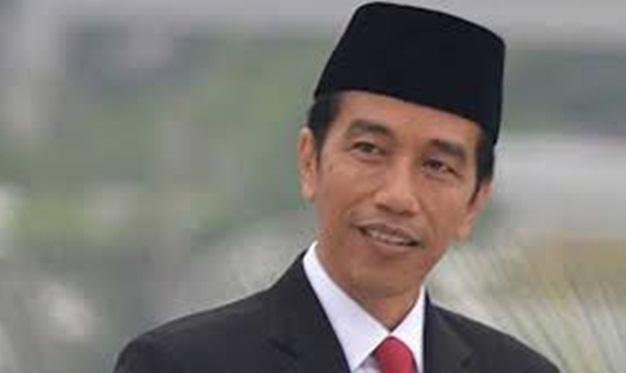 Gubernur NTB sambut Jokowi Di Pers Nasional