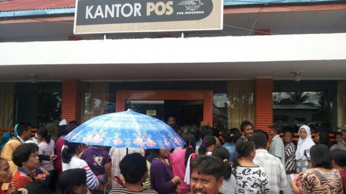 Dua Tahun Kantor Pos Kotamobagu Tak Mau Bayar Pajak