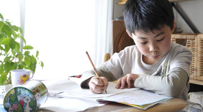 Buah ini Mampu Bantu Anak Fokus Belajar