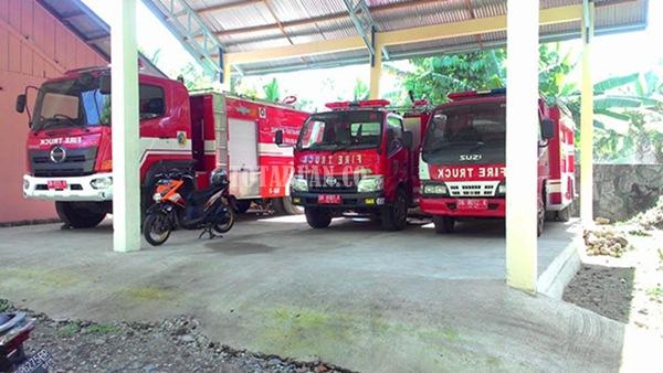 Armada Minim, Distakot Usulkan Pengadaan Mobil Damkar