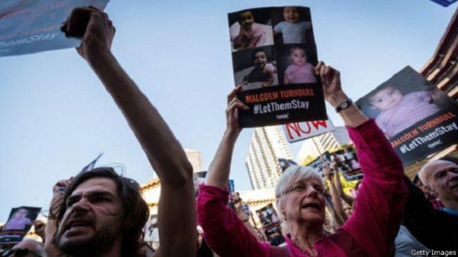 Bayi pencari suaka 'akan dikembalikan ke pulau Nauru'